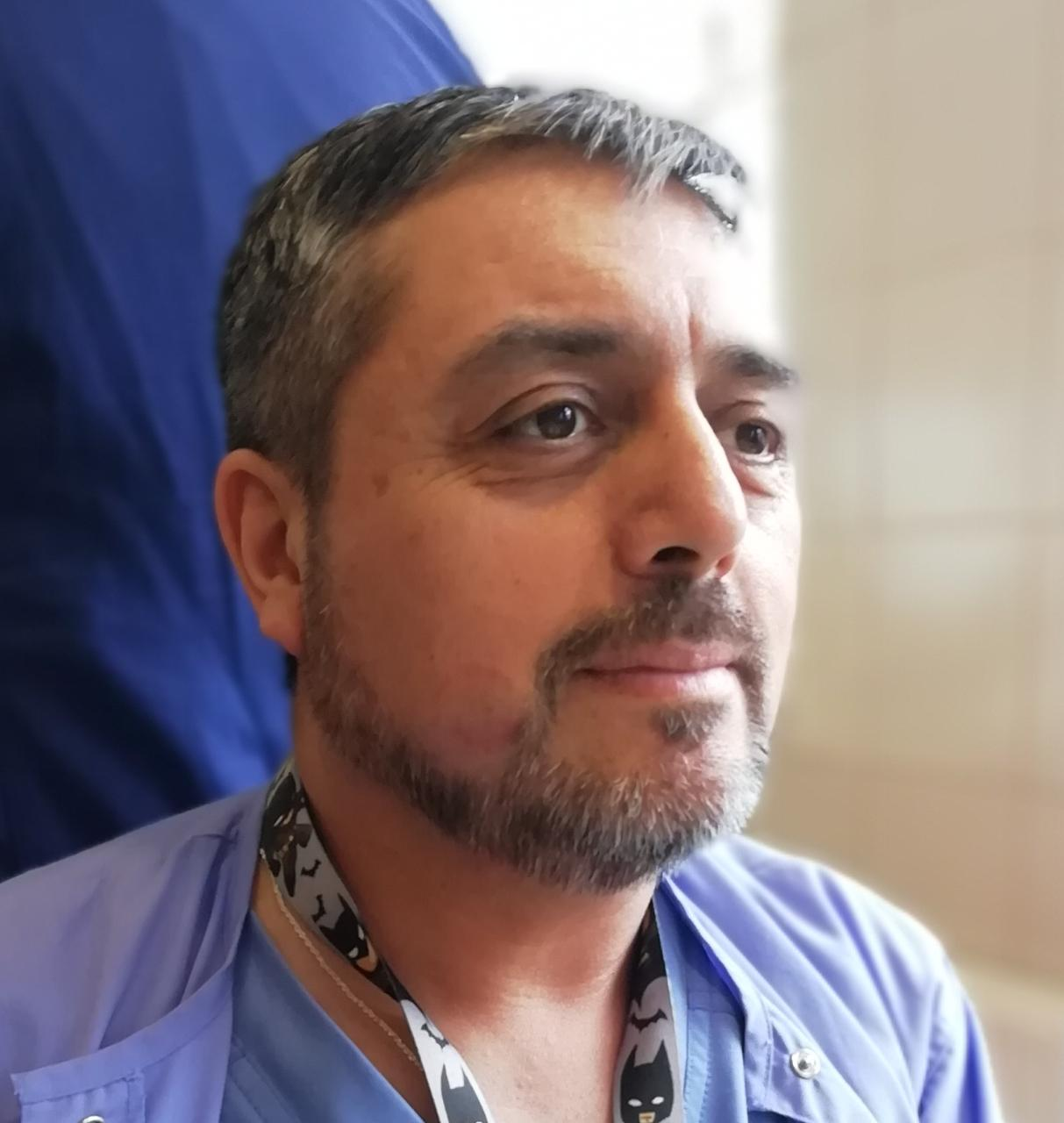 Juan Carlos Olea Castillo