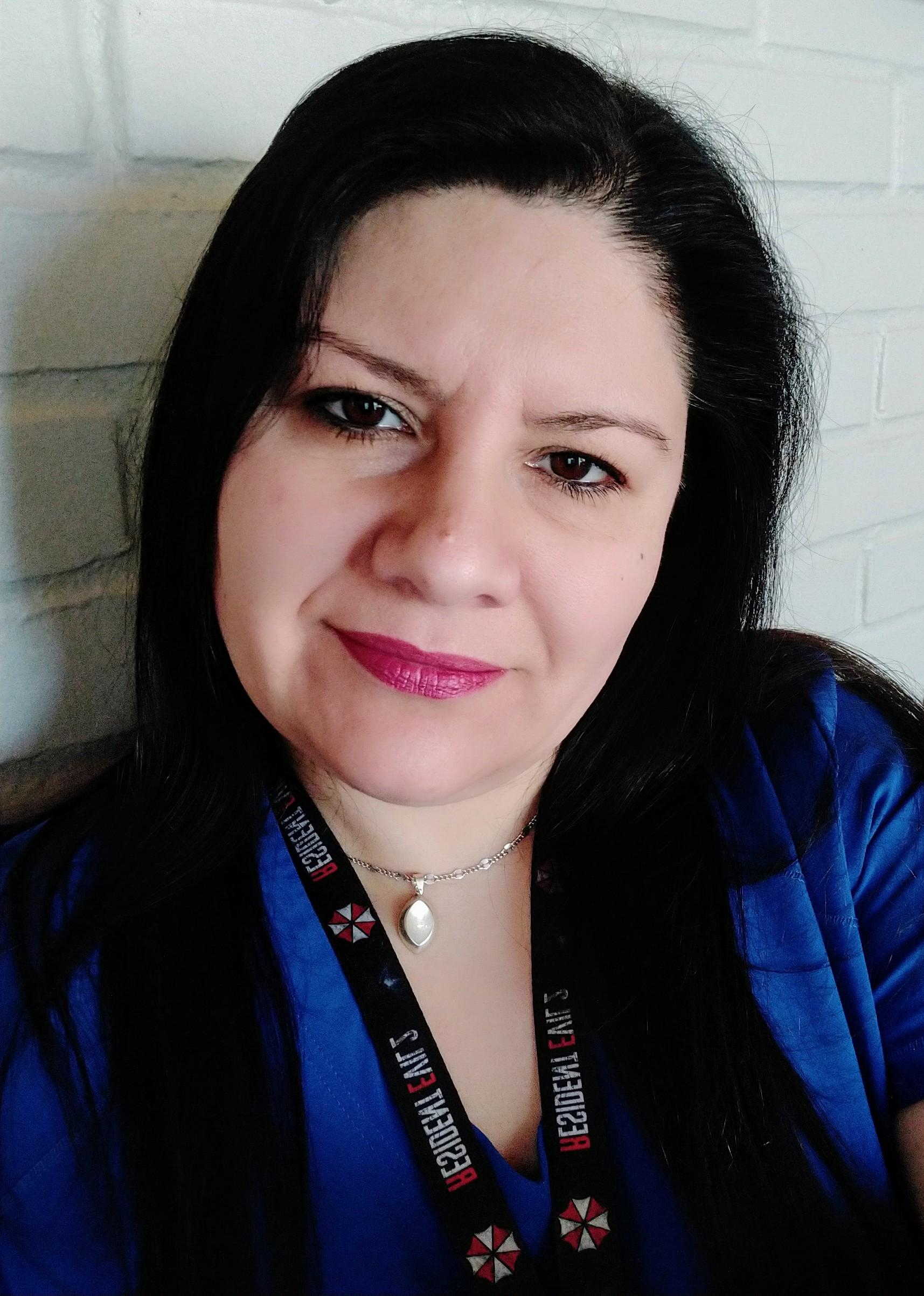 Anita Maria Aravena Moran